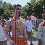 รณรงค์ขับขี่ปลอดภัย 15ปี เลิกขี่มอเตอร์ไซค์ จ อุบลราชธานี ( ThaiPBS  22/08/2560 )